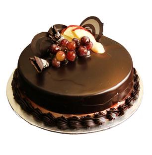 Valentine 5 Star Hotel Choco Truffle Cake