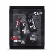 Beardo The Dirty Charcoal Combo