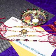 Beautiful Rakhi Combo of 4