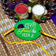Great Veerji Rakhi