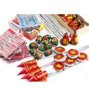 Diwali Mixed Crackers