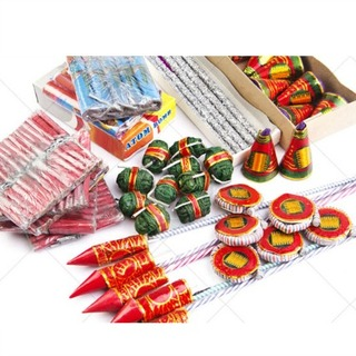 Diwali Mixed Crackers