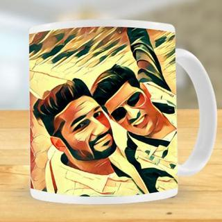 Prisma Personalised Mug