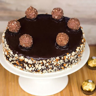 Special Rocher Cake