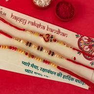 OM Rakhi Combo of 3