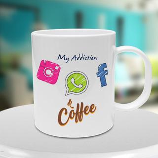 My Addiction Mug