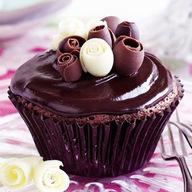 Belgian Chocolate Cupcakes