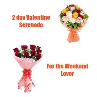 Valentine Weekend Serenade