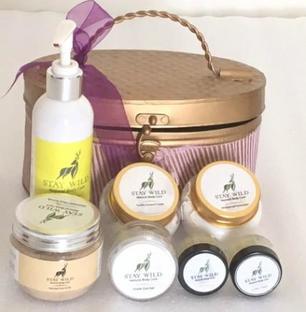 Ladies SkinCare Hamper(Organic Products)