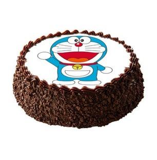 Cartoon character Photo Cake