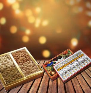 Dry Fruits & Sweets
