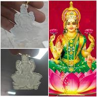 Magical Godess Lakshmi Keychain