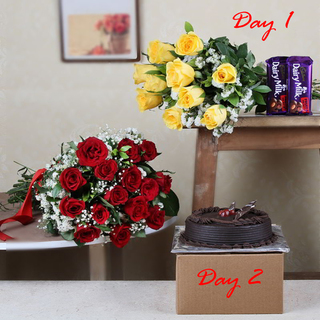 2 Day Delight- Valentine Week