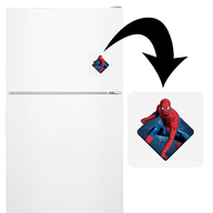 Spider Man Fridge Magnet