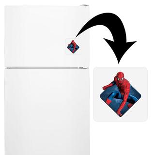 Spider Man Fridge Magnet