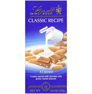 Lindt Swiss Classic Almond