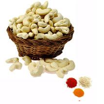 Cashew Nuts & Rolli Tikka