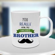 Favorite Brother Mug