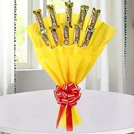 Valentine Cadbury Perk Bouquet