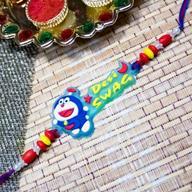 Desi Swag Doraemon Rakhi