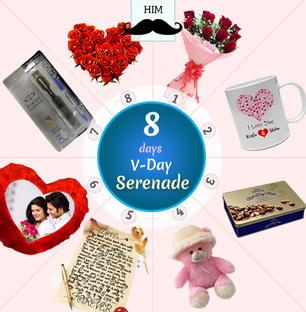 Valentine Week Package For Him