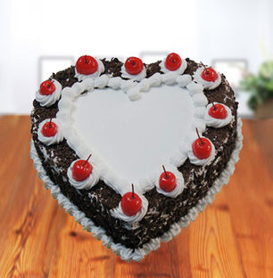 Black Forest - Heart Shaped