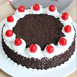 Premium Black Forest Cake From 5 Star