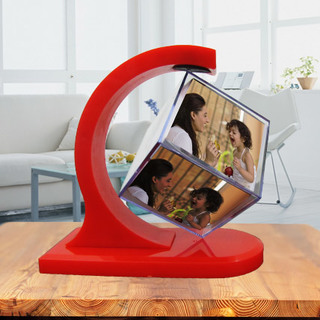 Photo Cube with Stand