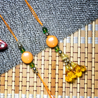 Yellow Pearl Lumba Set