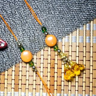 Yellow Pearl Lumba Set