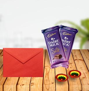 Diwali chocolates Festive Combo