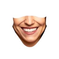 Personalised Female Face Mask
