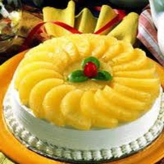Valentine Premium Pineapple Cake