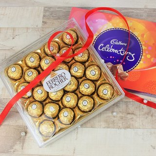 Ferrero Rocher Celebrations