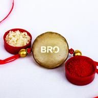 Bro Stone Fancy Rakhi