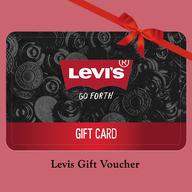 Levis Gift Voucher