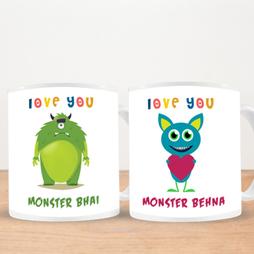 Monster Bhai Behan Combo