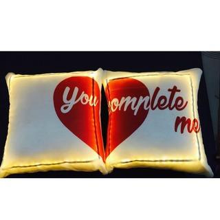 LED Couple Cushion