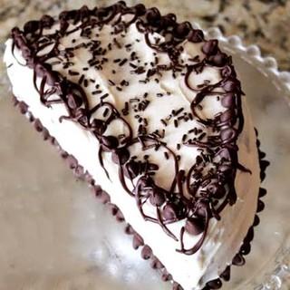 Choco Vanilla Half Cake