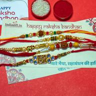 Supreme Rakhi Combo of 5