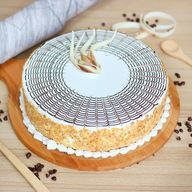Premium Butter Scotch Cake from 5 Star