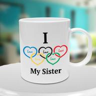 Sister Love Mug