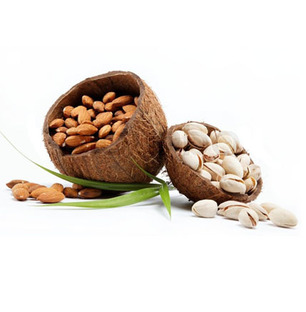 Almonds & Pistachio