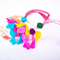Blue and Pink Unicorn Lumba