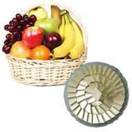 Fruits Basket & Kaju Burfi