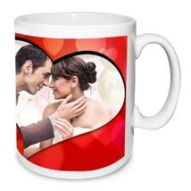 Valentine Personalised Photo Mug