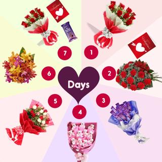 Valentine Serenade- Love Sick Over You