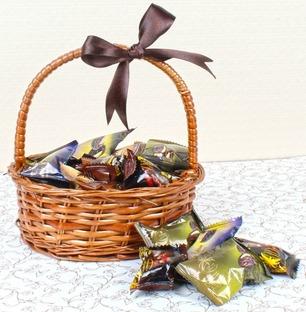 Siafa Chocolate Dates Basket