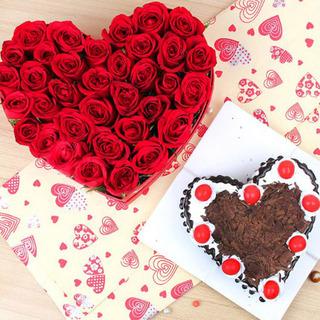 Valentine Heart to Heart Combo