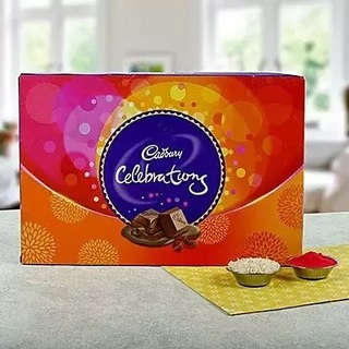 Cadbury Celebration with Rolli Tikka
